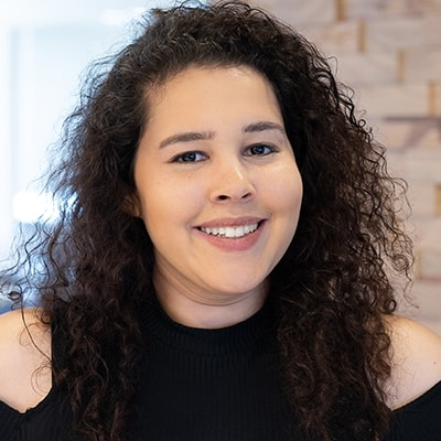 Larissa Tendler, Team Lead, Sales