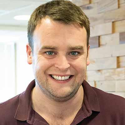 Byron Berrisford, Solutions Architect