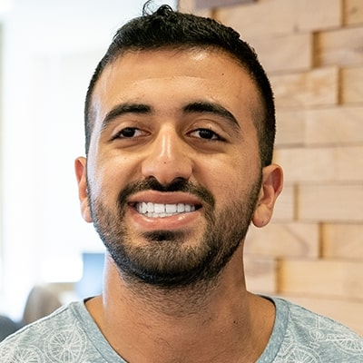 Ben Kiani , Solutions Architect