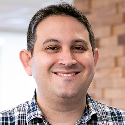 Moti Gabay, VP of Customer Success