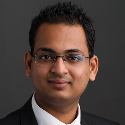 Saket Agarwal, Head of Business Development, India