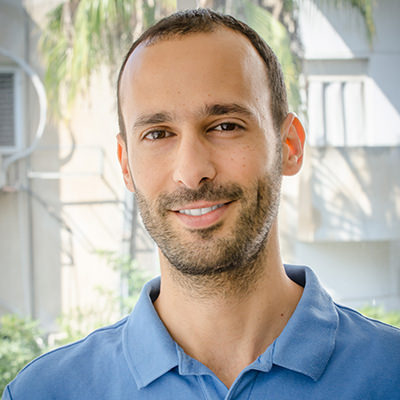 Nadav Naor, R&D Team Leader