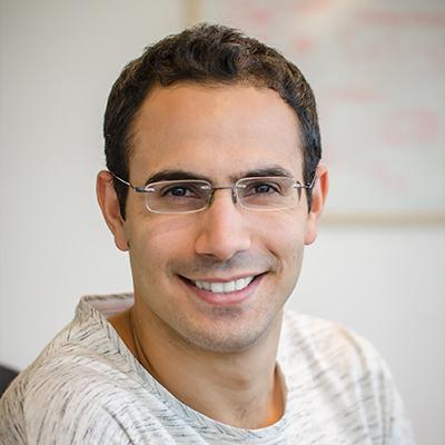 Amiram Shachar, Founder & CEO