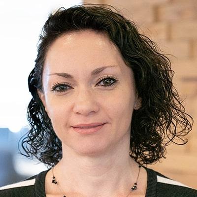 Mila Litrovnik, VP of Finance
