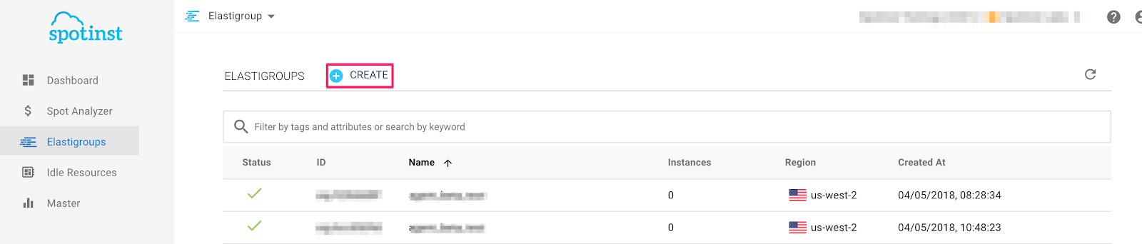 Importing an AWS Auto Scaling Group into Elastigroup in 3