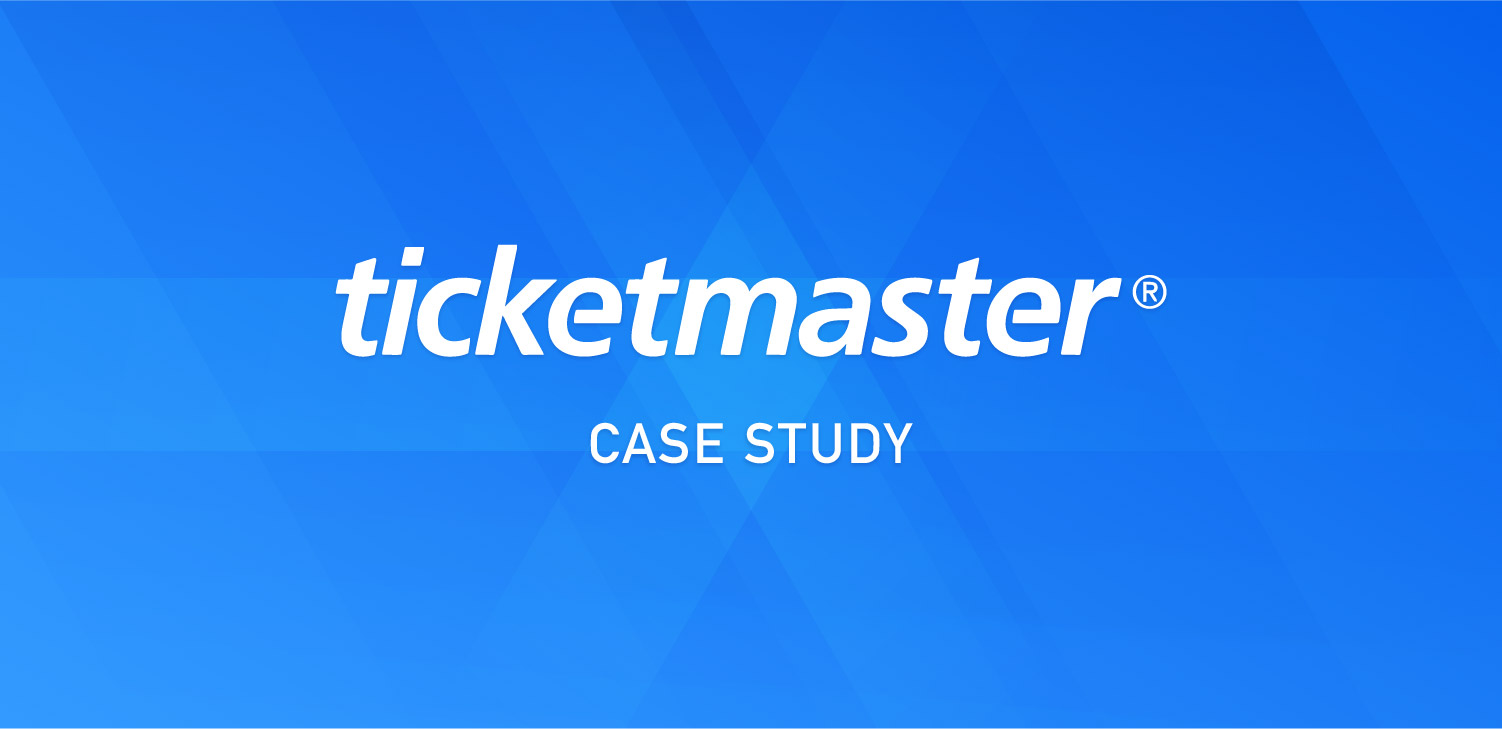 Ticketmaster Case Study