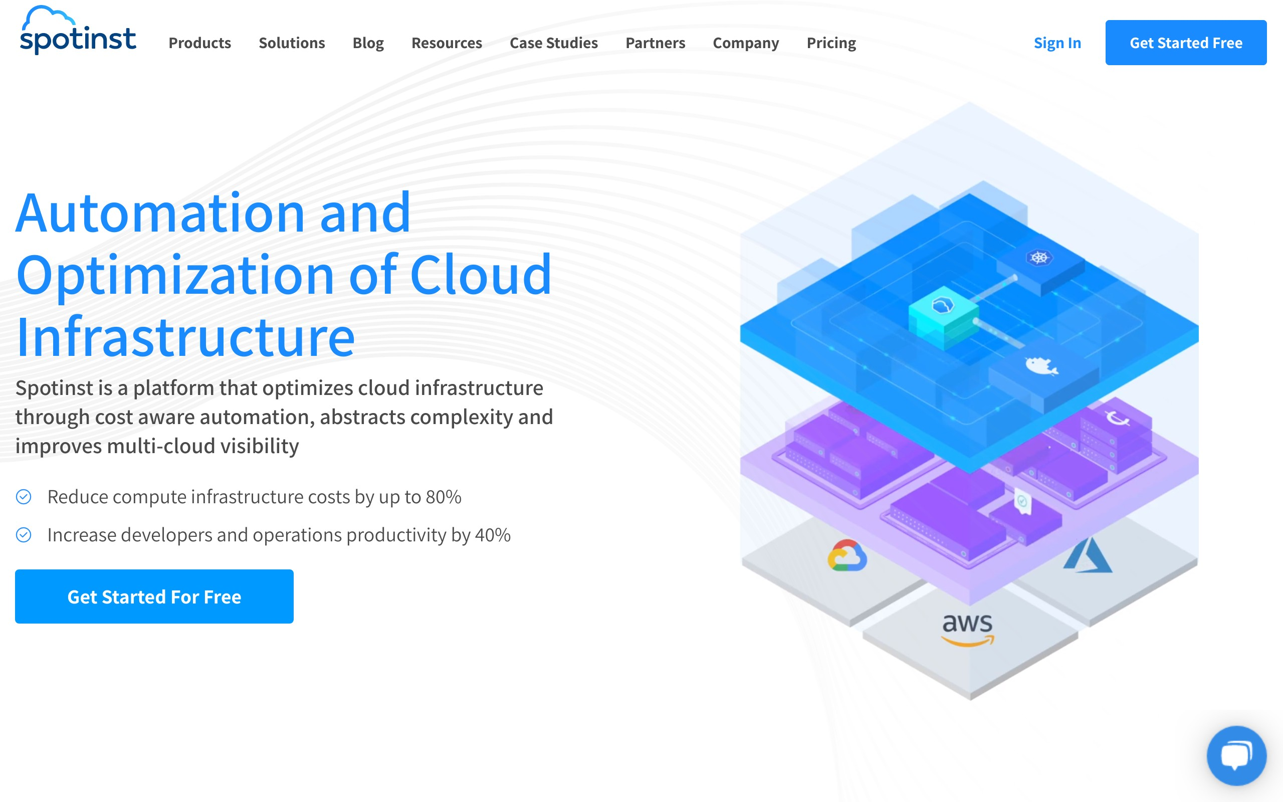 Spotinst - Cloud Workload Automation