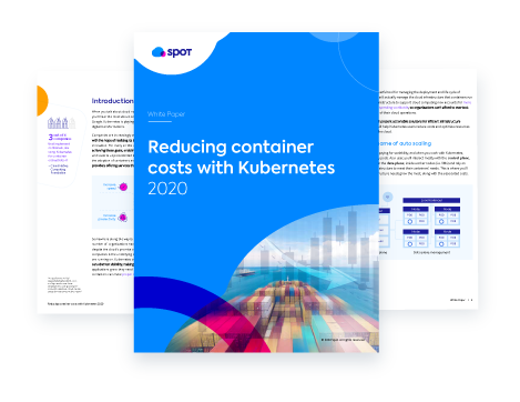 Reducing Container Costs K8s