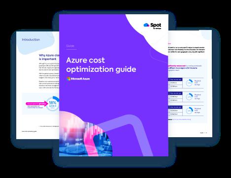 Azure cost optimization ebook hero image