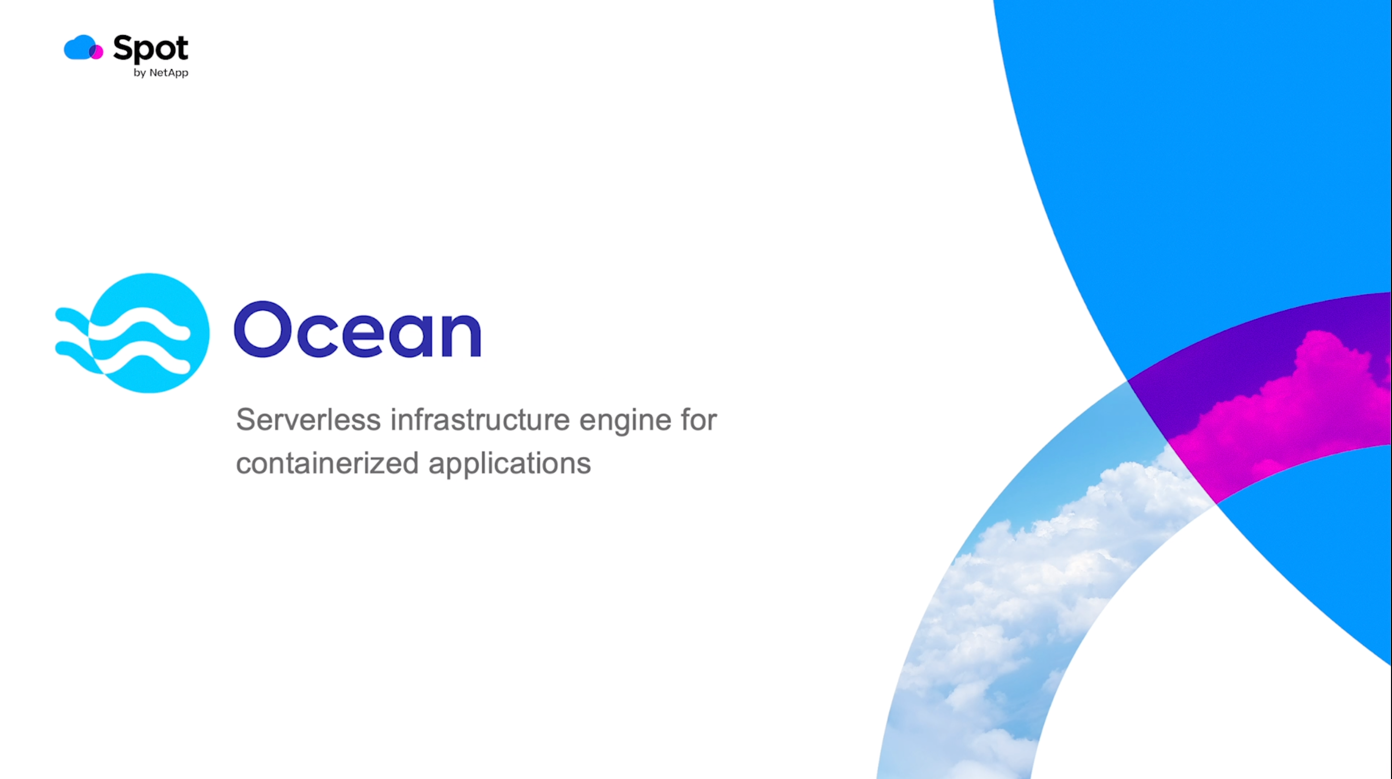 Ocean product demo video preview