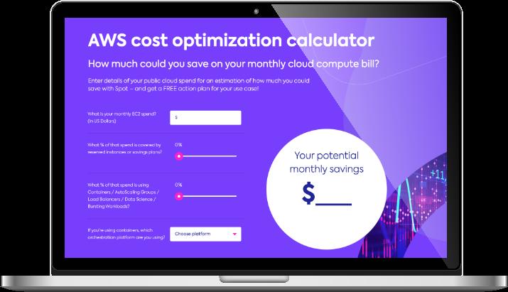 Spot Calculate savings